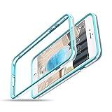 CE-LINK Coque iPhone 7 Plus Coque iPhone 8 Plus Bumper, Antichocs Souple [Bords de...