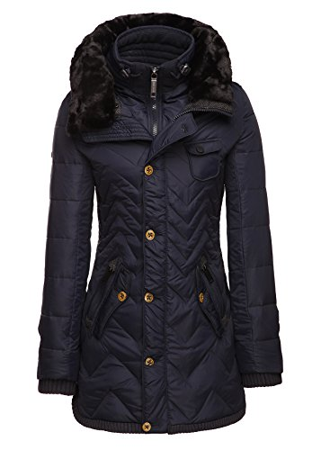 khujo Damen Jacke Tore with Inner Jacket