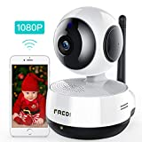 Best Baby Monitor Wifis - Wireless IP Camera, FREDI Wifi baby Camera 1080P Review