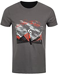 Pink Floyd T-Shirt The Wall Marching Hammers Homme Noir
