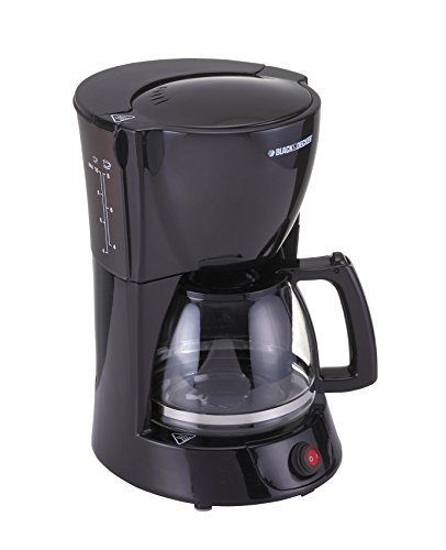 Black & Decker DCM600-B5 800-Watt 10-Cups Coffee Maker