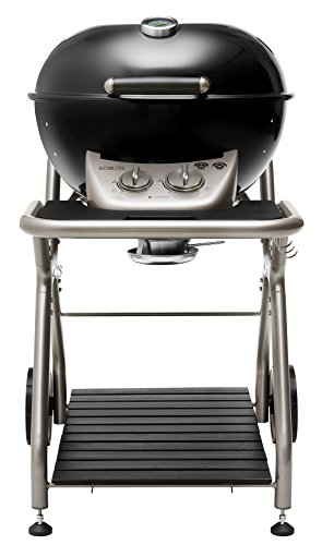 Outdoor Chef 18.127.96 Ascona Gas Grill – Dunkelgrau