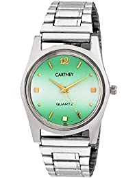 CARTNEY Analog Water Proof Multi Color Dial Stainless Steel Watch Round Shape For Men - CTY-WP-01