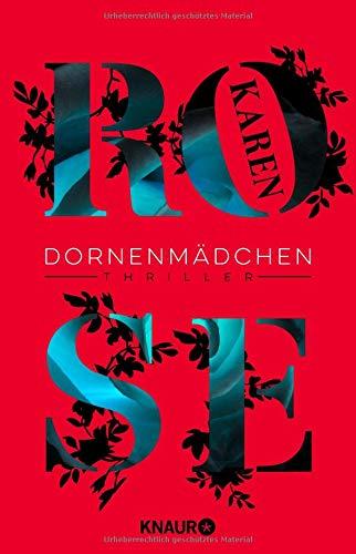 Buchseite und Rezensionen zu 'Dornenmädchen' von Karen Rose
