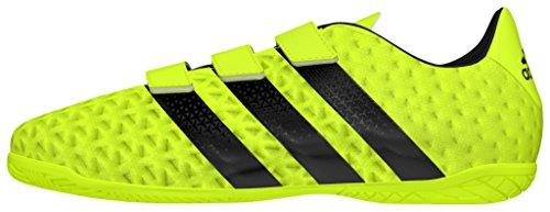 adidas Ace 16.4 In J H&L, Scarpe da Calcio Bambino Giallo (Amarillo (Amasol / Negbas / Plamet))