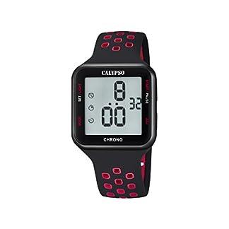 Calypso Reloj Digital para Unisex de Cuarzo con Correa en Plástico K5748/5