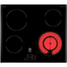 Balay 3EB721LR - Placa Vitrocerámica 3Eb721Lr Con 4 Zonas De Cocción