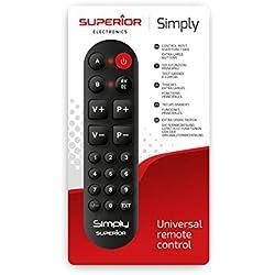 Telecomando universale autoapprendente Superior SIMPLY Numeric