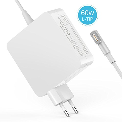 seenda Ladekabel Kompatibel mit MacBook Pro- 60W MagSafe 1 Power Adapter Replacement Ladegerät, Compatible für MacBook und 13