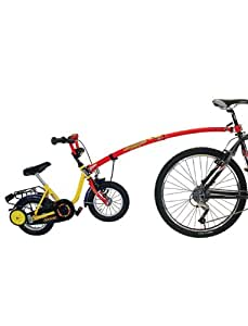New 2012 Red Trail Gator Bicycle Tow Bar