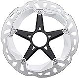 SHIMANO RT-MT800 Bremsscheibe Center-Lock Silver/Black Durchmesser 180mm 2020 Bremsscheiben