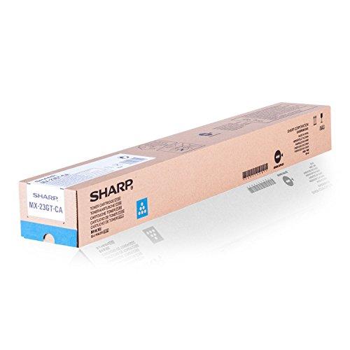 Preisvergleich Produktbild Sharp MX-2614 N (MX-23 GTCA) - original - Toner cyan - 10.000 Seiten