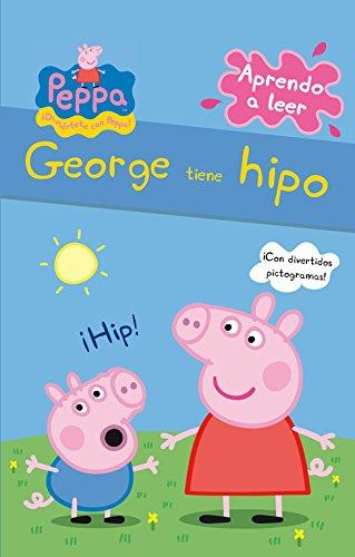 George tiene hipo (Peppa Pig. Pictogramas) por Varios autores epub