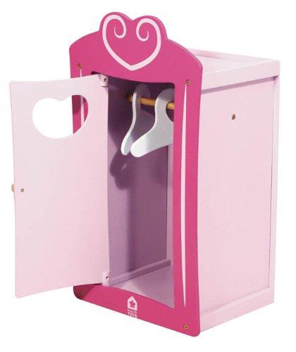 House Of Toys 462025 - Armadio per bambole con cuore