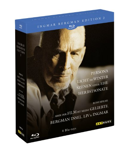 Ingmar Bergman Edition 2 [Blu-ray]: Alle Infos bei Amazon