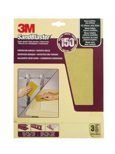 3m-sandblaster-60-150-high-performance-grit-sandpaper-p150-medium-grain-230-x-280-mm-pack-of-3