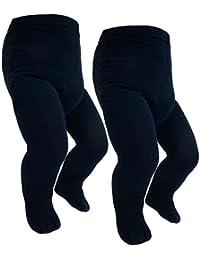 EW-401112-S18-BM2 inkl Fashionguide EveryKid Ewers 2er oder 4er Pack BabystrumpfhosenSparpack M/ädchen Strumpfhose Markenstrumpfhose Allrounder f/ür Babys