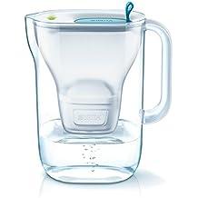 Brita Wasserfilter Style, inkl. 1 Maxtra+ Filterkartusche blau