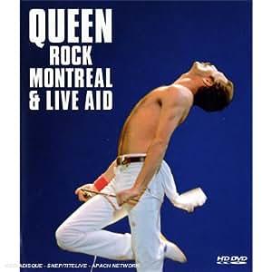 Queen - Rock Montreal & Live Aid [HD DVD]