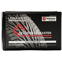 Leina Werke 10105 KFZ-Verbandkasten Fotodruck, Schwarz/Mehrfarbig preisvergleich bei billige-tabletten.eu