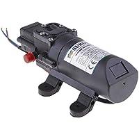 B Blesiya 1 Psc Bomba Eléctrica de Cebado Automático 12V DC Reemplazo para Barco Duro