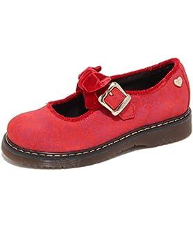 4318N scarpa bimba TWIN-SET pelle shoes kid