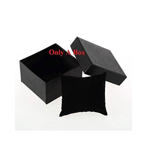 Black Watch Armreif Armband Aufbewahrungsbox Geschenkbox Fall ()