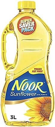 Noor, Sunflower Oil, 3L