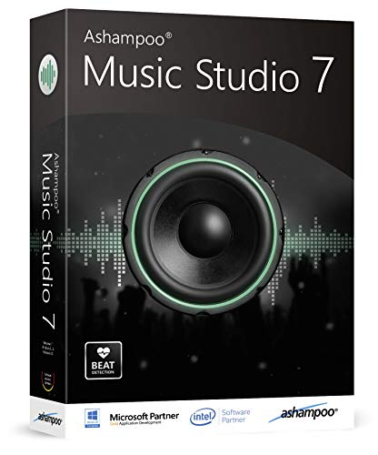 Music Studio - Audio Recorder und bearbeiten professionelles Tonstudio zum Aufnehmen, Bearbeiten und Abspielen aller gängigen Audiodateien: WAV, AIFF, FLAC, MP2, MP3, OGG für Windows 10, 8.1, 7