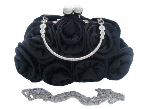 zanex handbags, Poschette giorno donna Nero (nero)