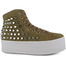 Jeffrey Campbell Mujer Play Homg Studded Shoes