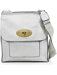 LeahWard Women s Cross Body Flap Handbags High Quality Faux Leather  Shoulder Across Body Bag For Women 80a91ac37b279