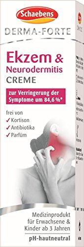 Schaebens Derma Forte Ekzem Creme, 1er Pack (1 x 1 Stück)