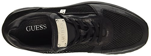 Guess Tyler, Chaussures de Gymnastique Homme Noir (Nero)