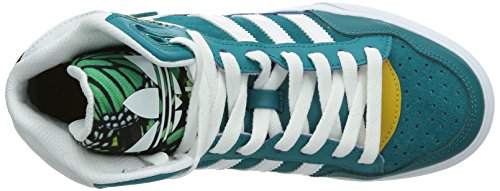 adidas Originals - Extaball, Sneakers da donna Verde Acqua/Bianco