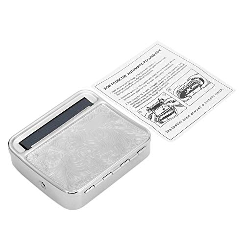 Caja automática caja caja máquina rodillos tabaco