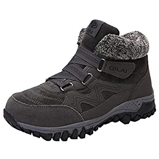 Lazzboy Women Shoes Trainers Sports Hiking Jogging Within Warm Lining 6