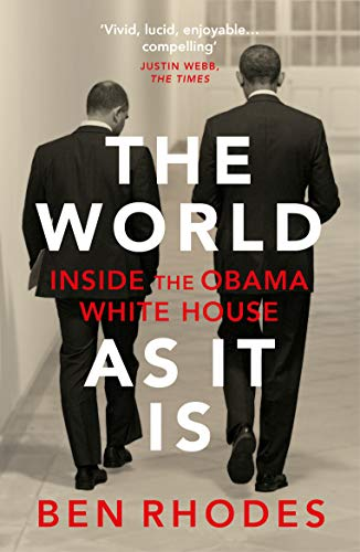 The World As It Is: Inside the Obama White House (English Edition) - Best Fire Kindle