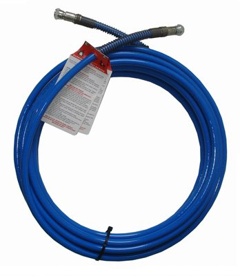 Schlauch für Airless Farbspritzgerät - 10 m - 250 bar - 1/4