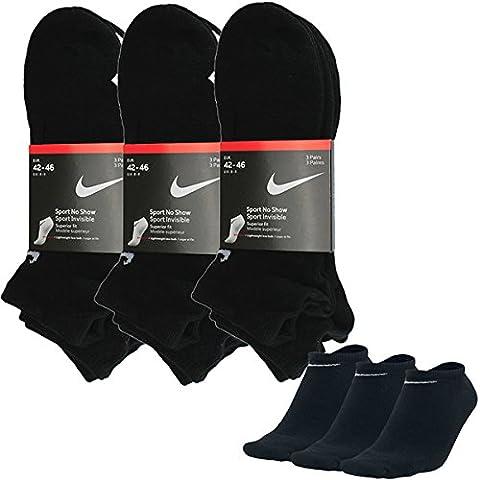 Nike No Show Sneaker Socks Socken 3er Pack