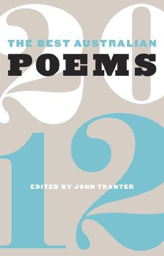 The Best Australian Poems 2012