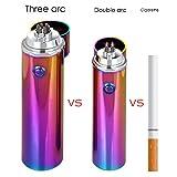 Qimaoo USB Elektronisches Feuerzeug Aufladbar...Vergleich