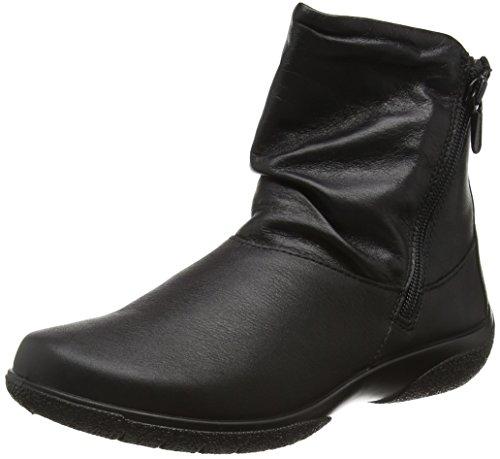 Hotter Whisper, Women's Ankle Boots, Black (Black), 7 UK (41 EU)