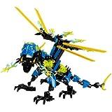 LEGO Hero Factory - Dragón electrizante, figura de acción (44009)