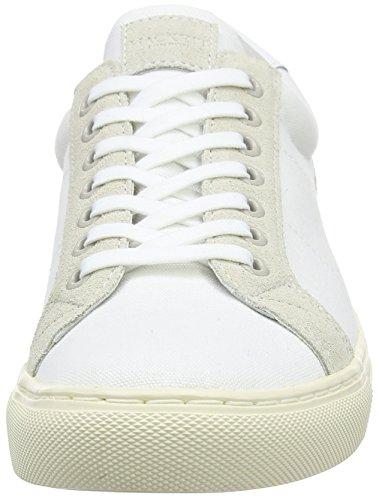 Hackett London Cranfield, Chaussures de Running Homme Blanc (White)