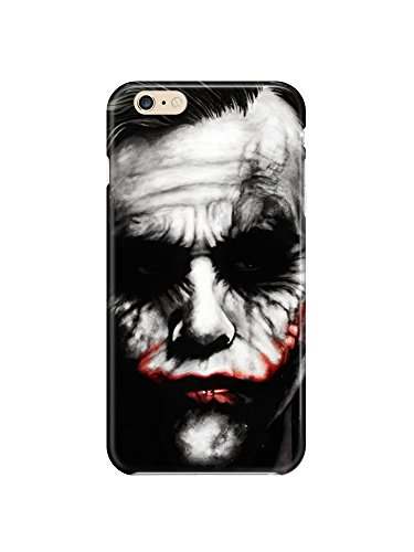 Ip60606 spaventoso lucida di custodia Joker Cover per iPHONE 6 (11,94 cm)