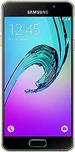 Samsung Galaxy A3 SM-A310F (2016) - Smartphone 4G Android, memoria 16 GB, con SIM unica, NanoSIM, GSM, UMTS, WCDMA, LTE, colore: oro