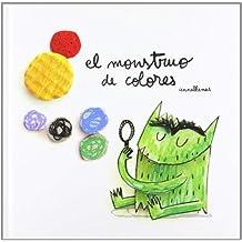 El monstruo de los colores (Spanish Edition) by Anna Llenas(2016-12-02)