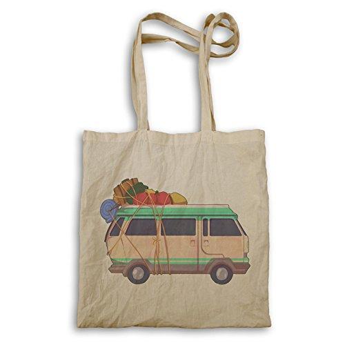 Nouvelle Camper Van Hipster Sac à main m456r