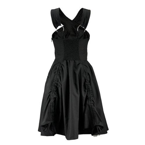 Vixxsin Kleid JENNIE DRESS black Black